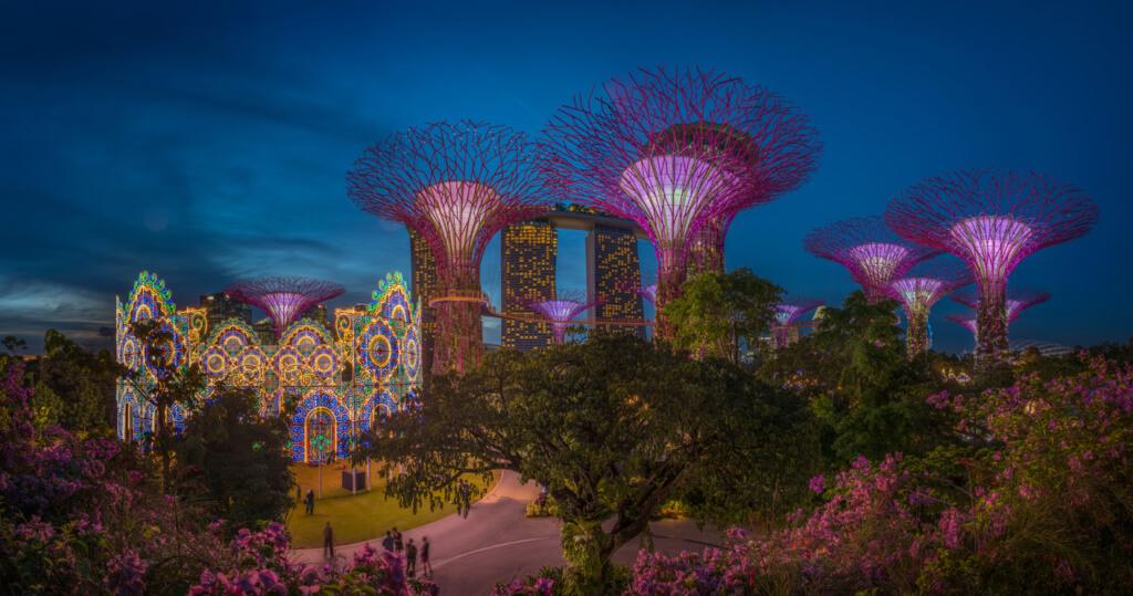 Singapur - Sueños viajeros