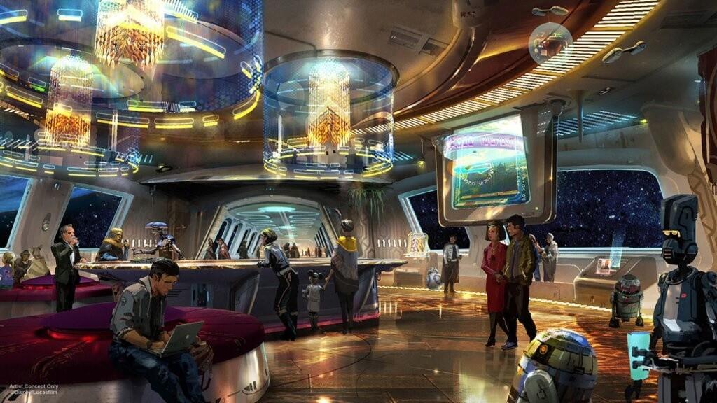Hotel Star Wars - Sueños viajeros