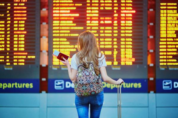 Aeropuerto - Sueños viajeros
