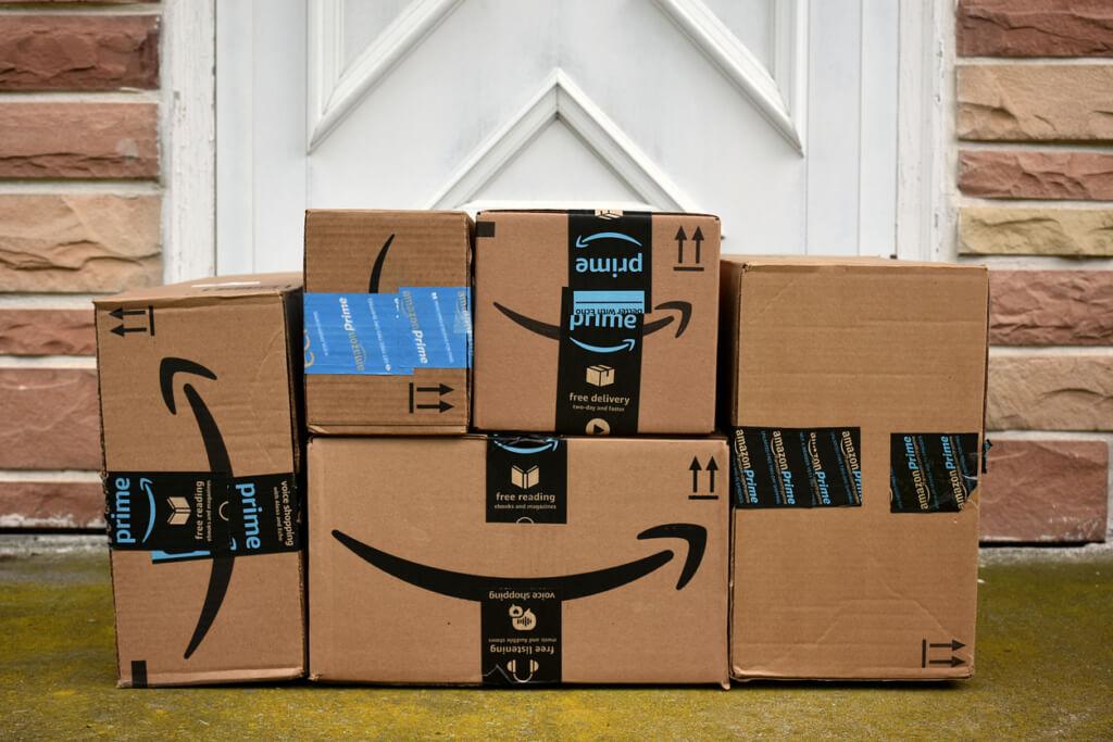 Cajas de Amazon - Sueños viajeros