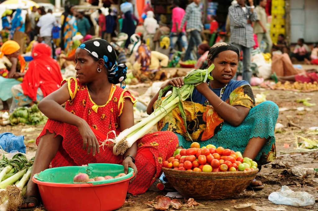 Harar, Etiopía - Sueños Viajeros