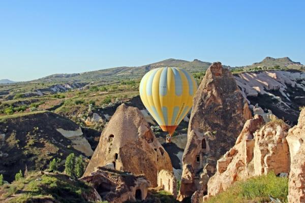 Capadocia, Turquía - Sueños Viajeros