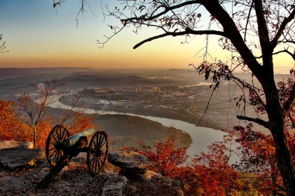 Chattanooga, Tennessee - Sueños Viajeros