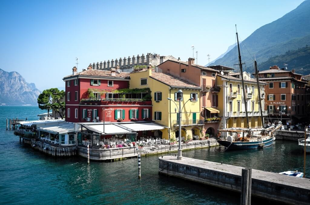Lago de Garda, Italia - Sueños Viajeros