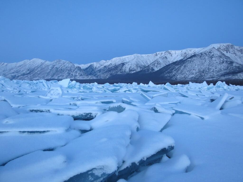 Lago Baikal, Siberia - Sueños Viajeros