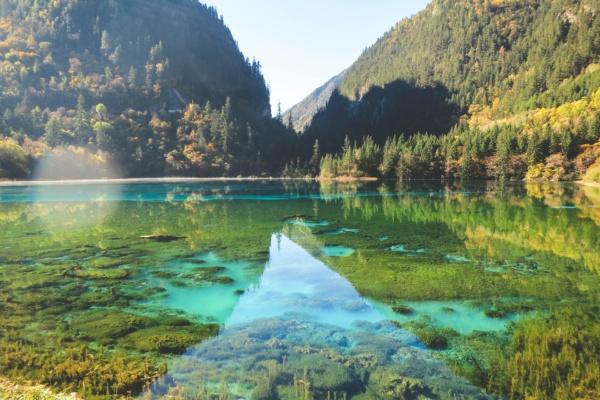 Lago de Jiuzhaigou, China - Sueños Viajeros