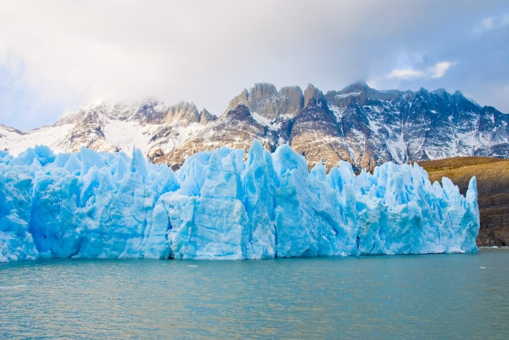 ¿Qué tal esta vista al glaciar Grey? - Sueños Viajeros