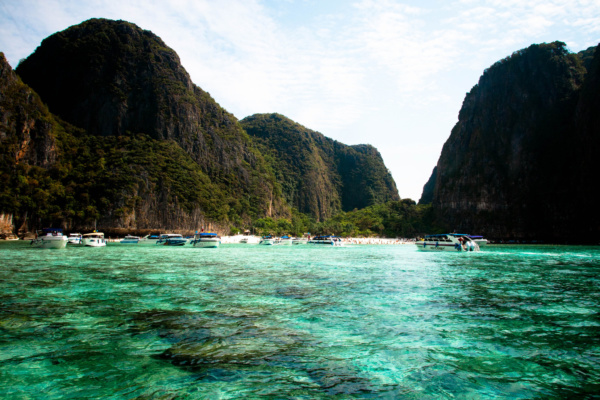 Maya Bay, Tailandia - Sueños Viajeros