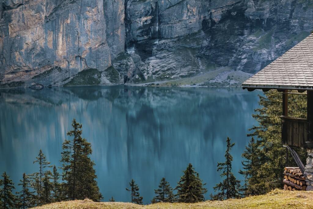 Este lago suizo te hará olvidar todos tus problemas - Sueños Viajeros