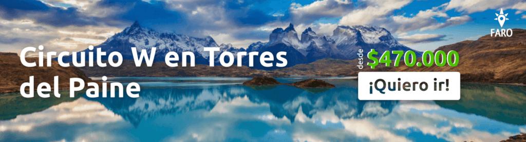 Circuito W en Torres del Paine - Sueños Viajeros