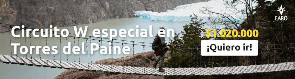 Circuito W especial en Torres del Paine - Sueños Viajeros