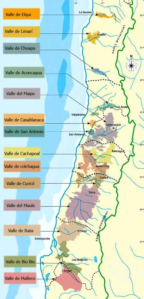 Valles de vino - Sueños Viajeros