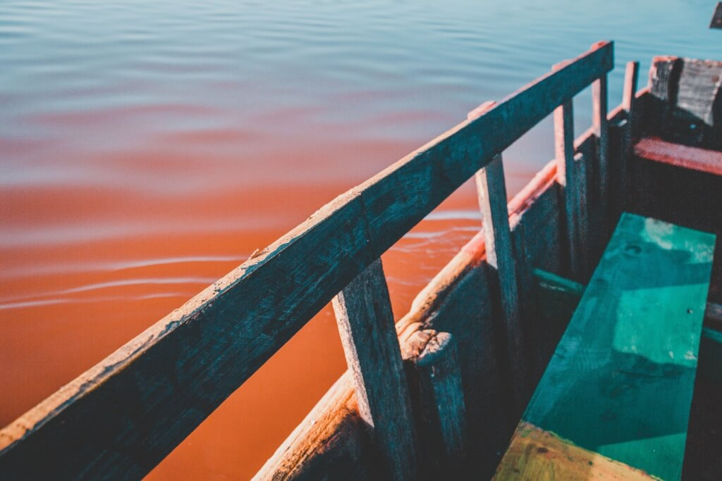 Lago Retba, Senegal - Sueños Viajeros