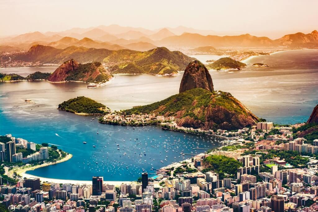 ¿Qué tal una vista así en Río de Janeiro? - Sueños Viajeros