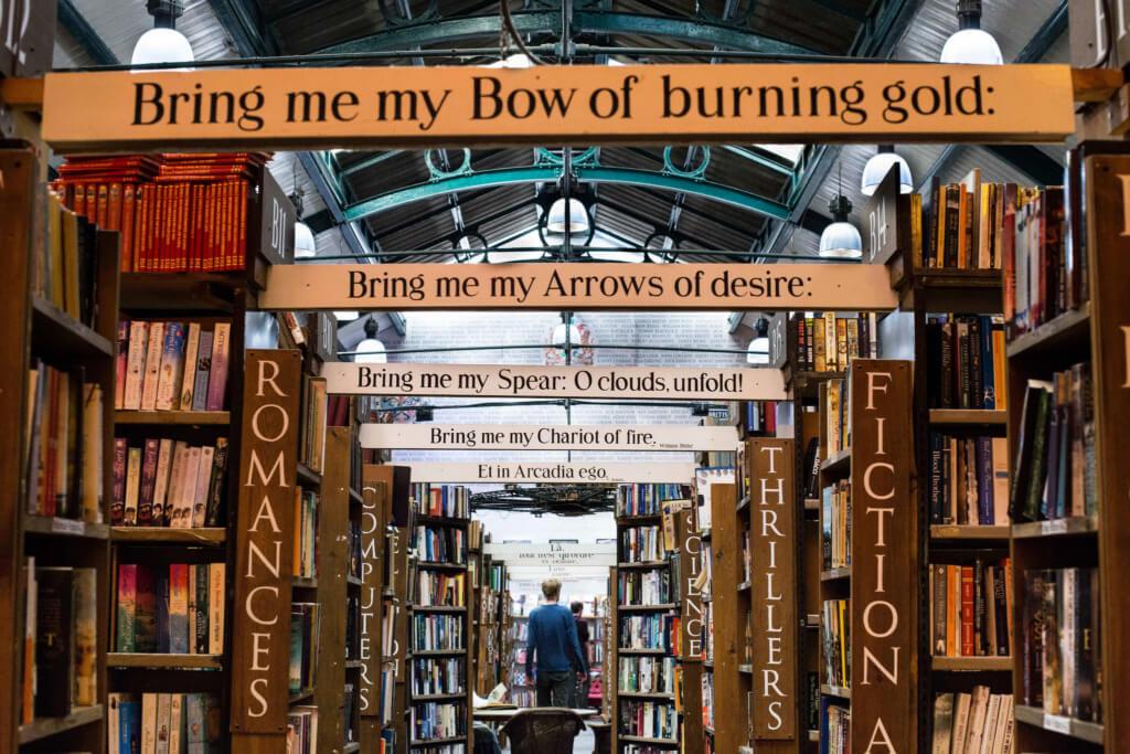 Barter Books (Alnwick, Reino Unido) - Sueños Viajeros