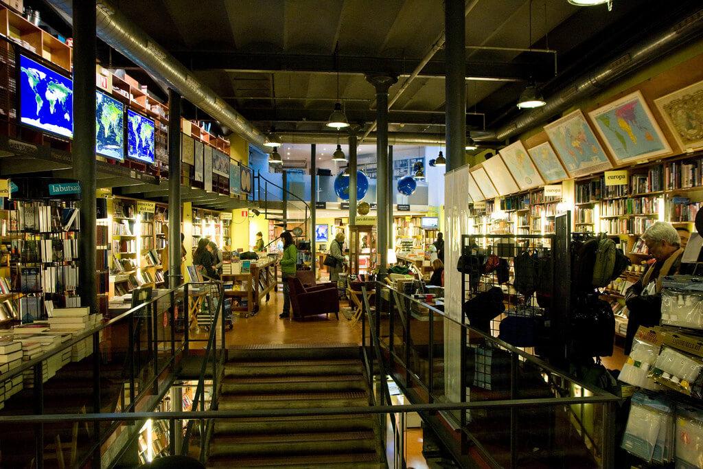 Librería Altaïr (Barcelona, España) - Sueños Viajeros