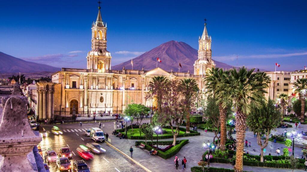 Arequipa, Perú - Sueños Viajeros