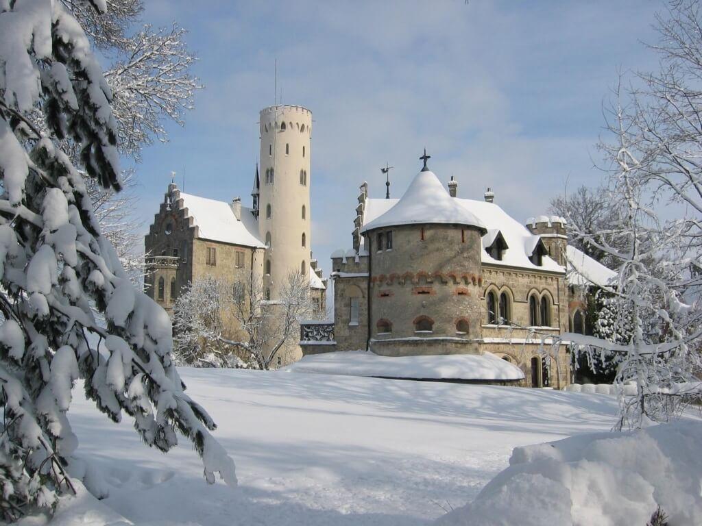 Liechtenstein (Europa) - Sueños Viajeros