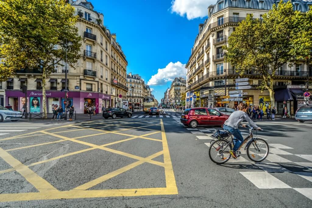 París, Francia - Sueños Viajeros