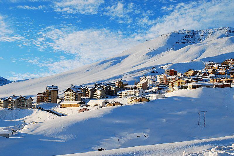 Centro de Ski La Parva - Sueños Viajeros
