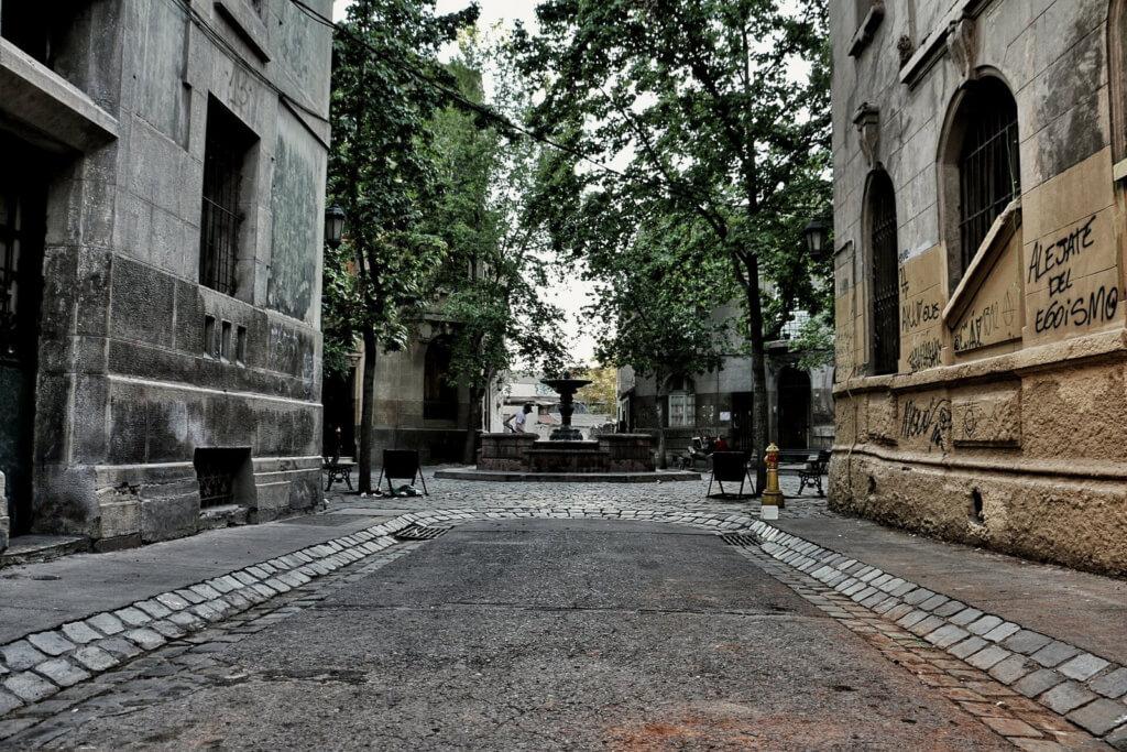 Barrio Concha y Toro - Sueños Viajeros