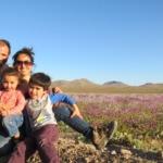 Conoce la historia de Carolina y Matías, una pareja chilena que recorre el mundo con sus hijos