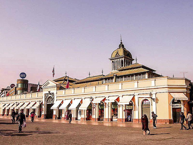 Mercado Central - Sueños Viajeros