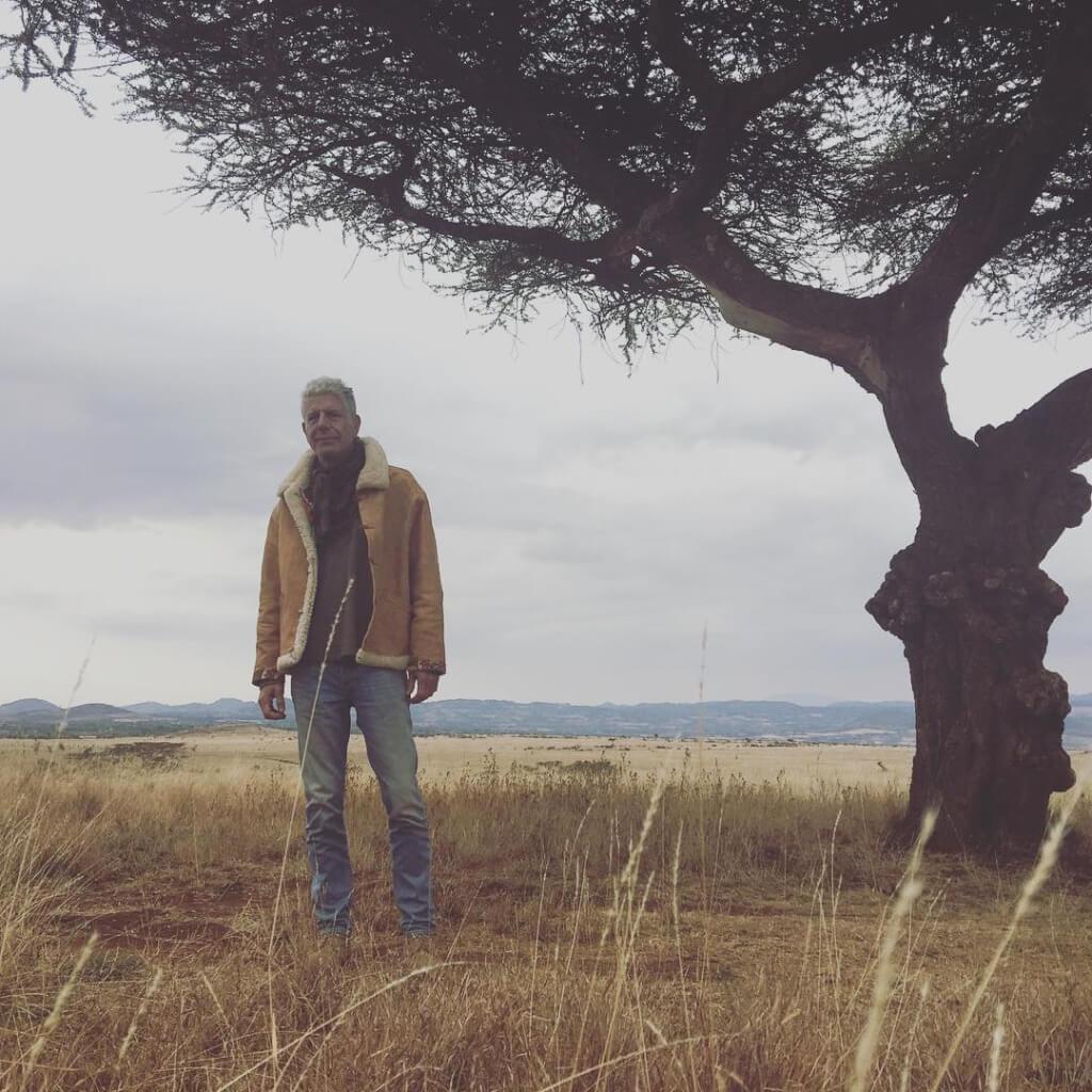 Anthony Bourdain - Sueños Viajeros