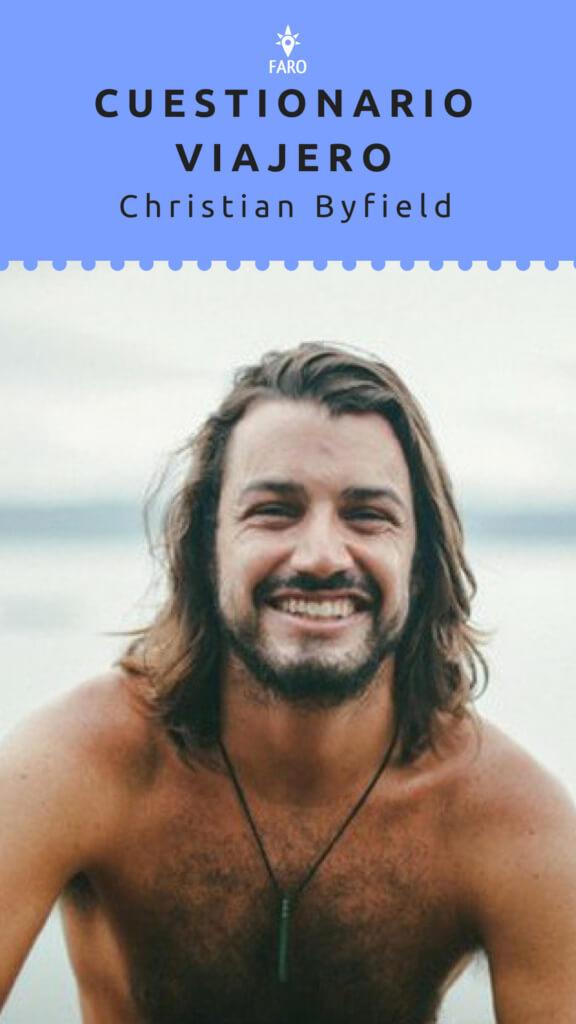 Christian Byfield - Sueños Viajeros