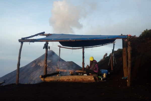 Acatenango y volcán de Fuego - Sueños Viajeros