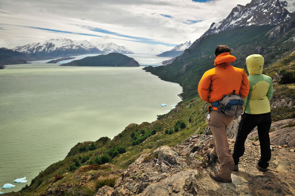 Glaciar Grey - Sueños Viajeros