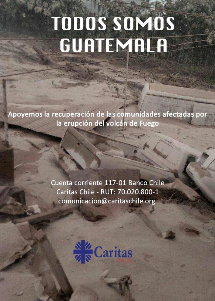 Cómo ayudar a Guatemala tras la erupción del volcán de Fuego - Sueños Viajeros