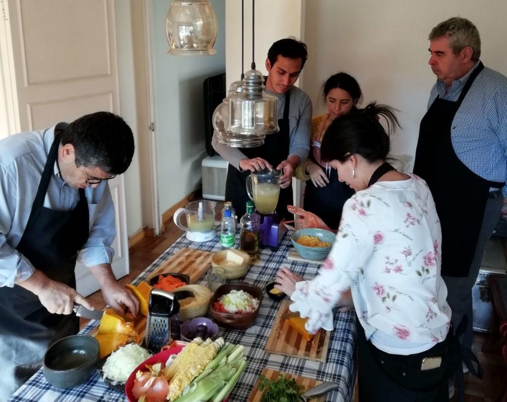 Tour gastronómico ChileCooks - Sueños Viajeros