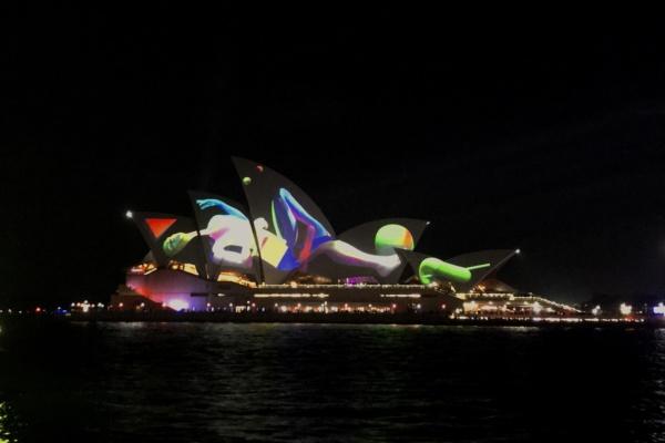 Vivid Sydney - Sueños Viajeros