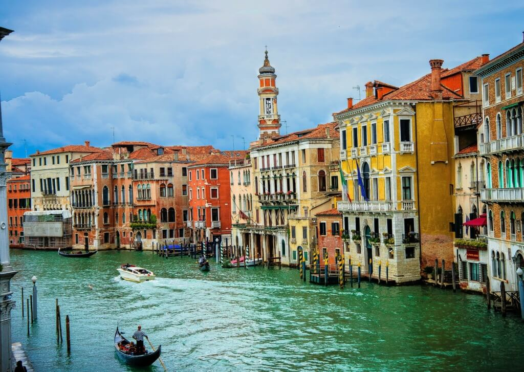 Venecia, Italia - Sueños Viajeros