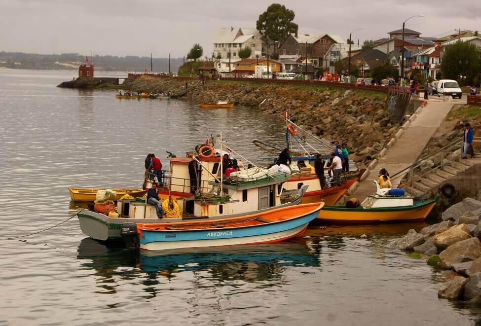Calbuco, en el sur de Chile - Sueños Viajeros