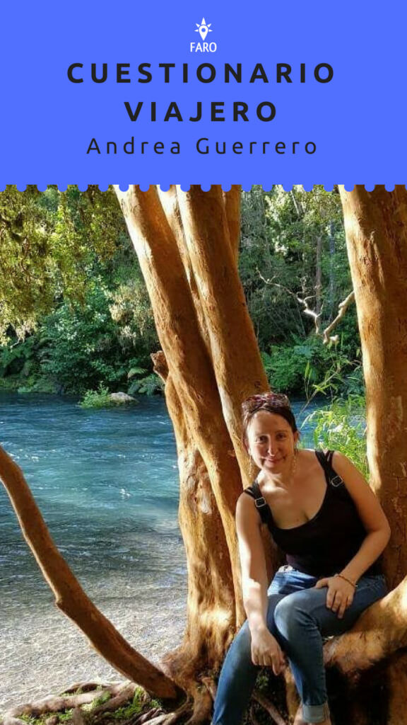 Andrea Guerrero, Viajes que transforman - Sueños Viajeros