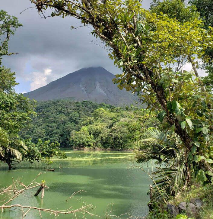 Volcán Arenal de Costa Rica - Sueños Viajeros