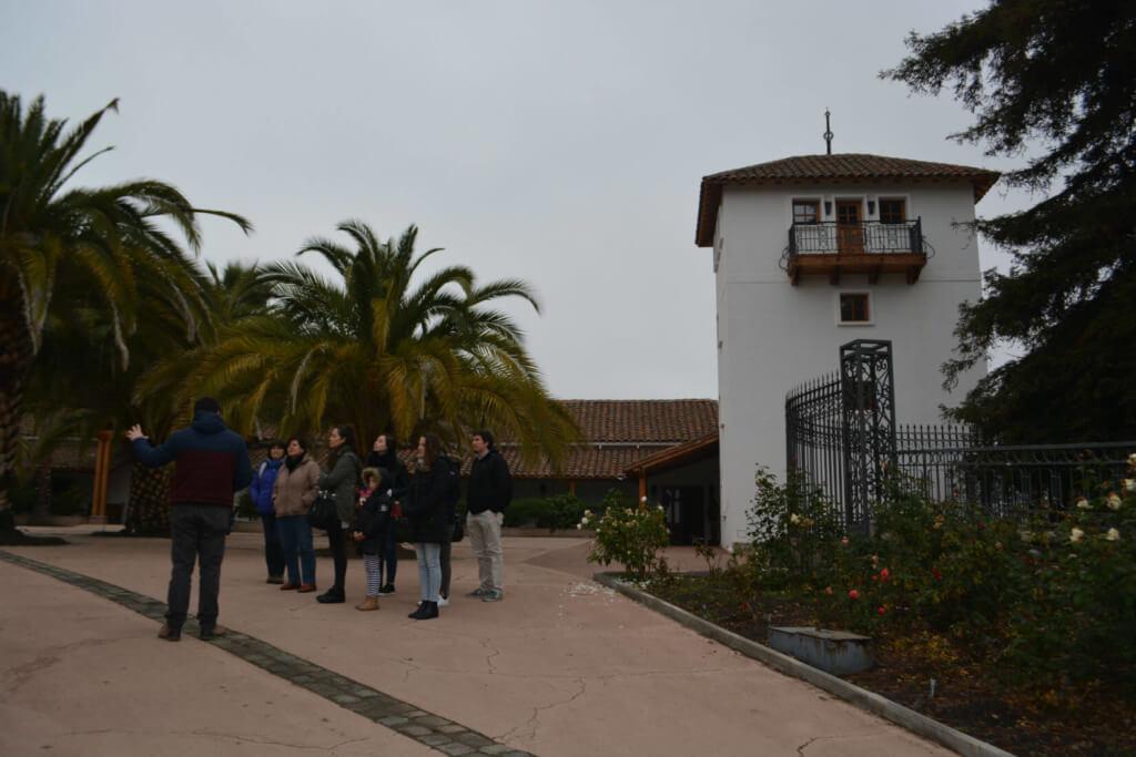 Tour a la Viña Torreón de Paredes - Sueños Viajeros