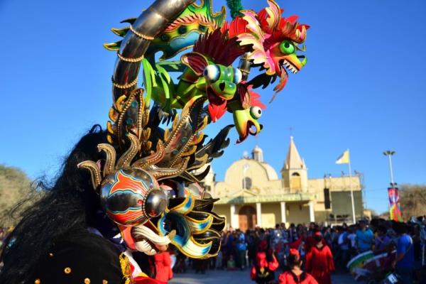 Diablada en la Fiesta de La Tirana - Sueños Viajeros