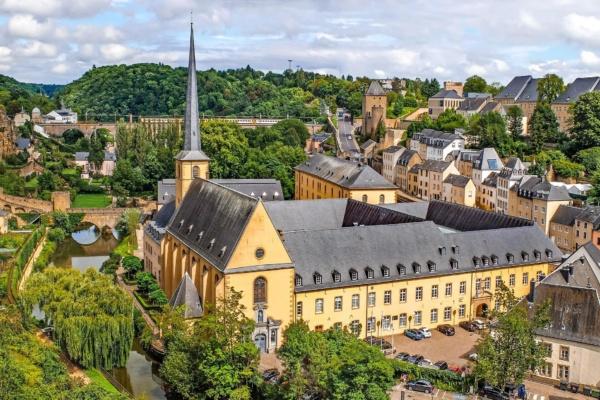 Ciudad de Luxemburgo - Sueños Viajeros
