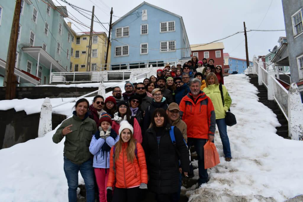 Viaje grupal Faro a Sewell en invierno - Sueños Viajeros