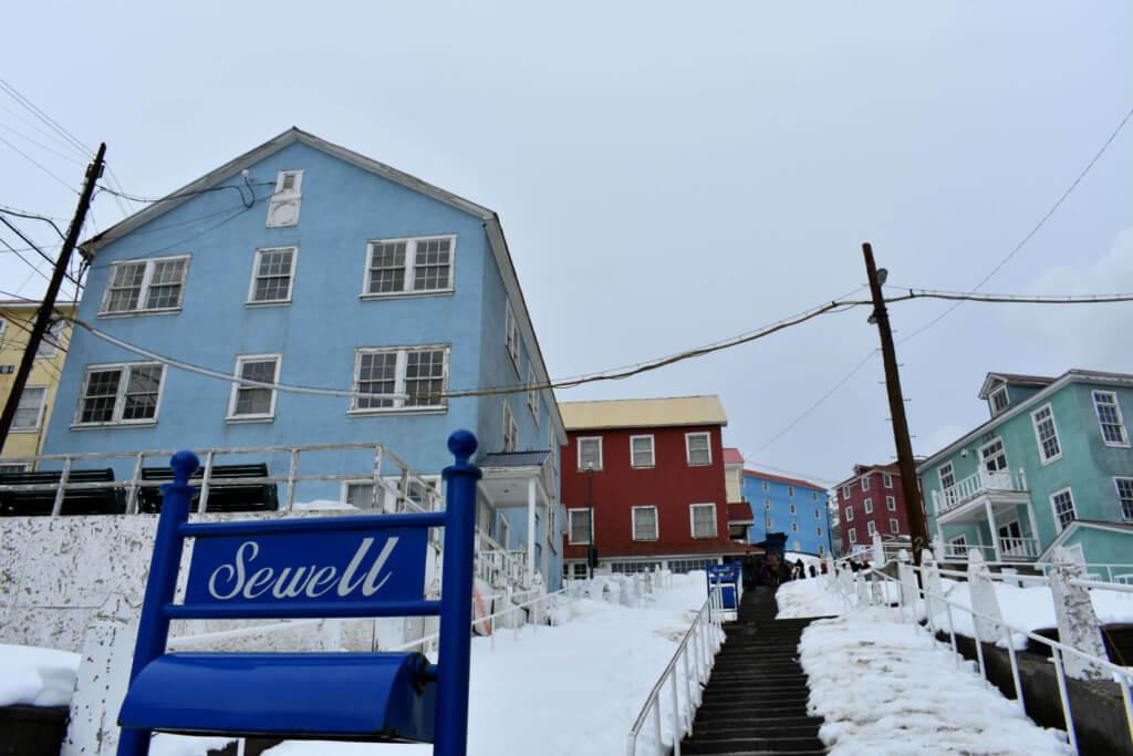 Sewell en invierno - Sueños Viajeros