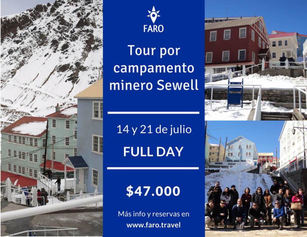 Tour Sewell Julio - Sueños Viajeros