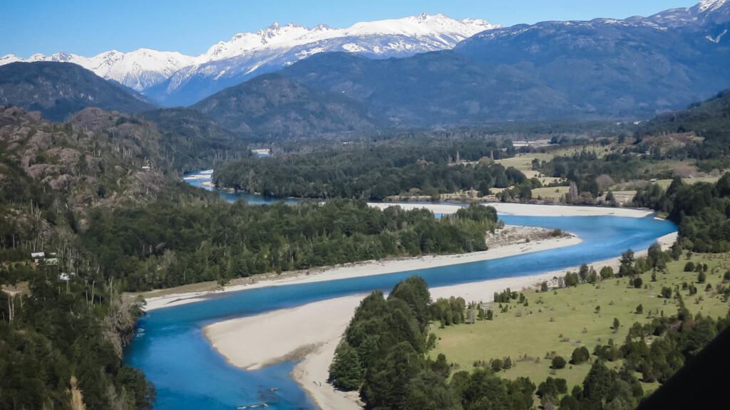Valle del río Puelo - Sueños Viajeros