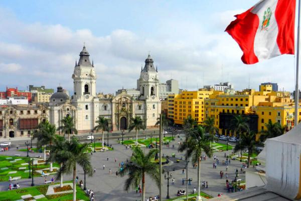 Centro histórico de Lima - Sueños Viajeros