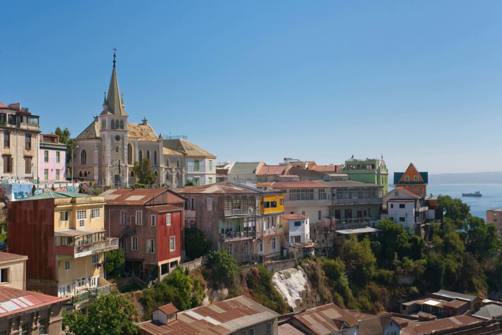Cerro Concepción en Valparaíso - Sueños Viajeros