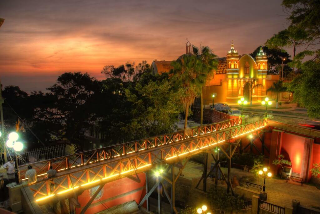 Distrito de Barranco, Lima - Sueños Viajeros