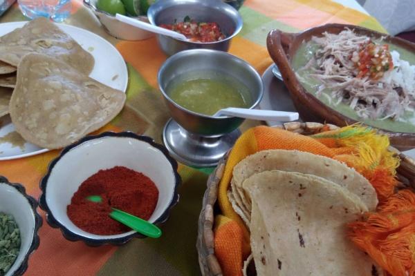 Gastronomía de Ciudad de México - Sueños Viajeros