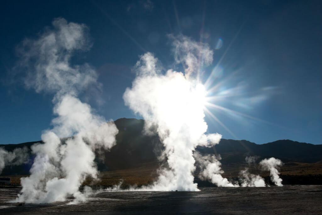 Geysers del Tatio en San Pedro de Atacama - Sueños Viajeros